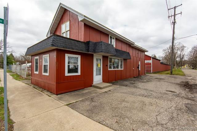 201 S Main Street, BELLEVUE VLG, MI 49021 (MLS #2210022204) :: The John Wentworth Group