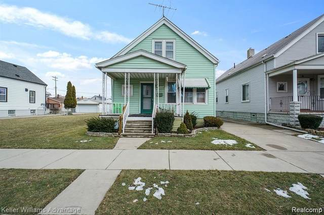 5424 Bingham Street, Dearborn, MI 48126 (#2210022214) :: BestMichiganHouses.com