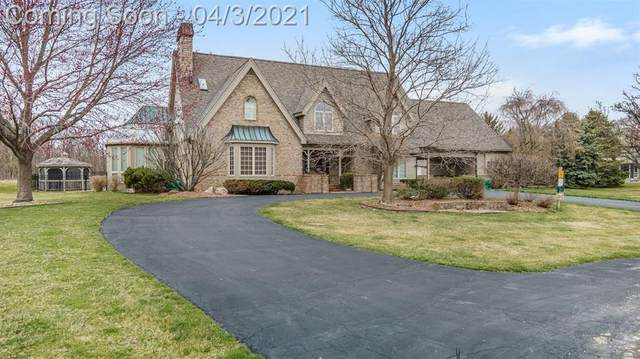 5082 Highlands Ct., Tecumseh, MI 49286 (#543279798) :: Real Estate For A CAUSE