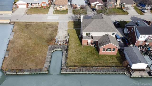 0 Lange, Saint Clair Shores, MI 48080 (#58050037932) :: NextHome Showcase