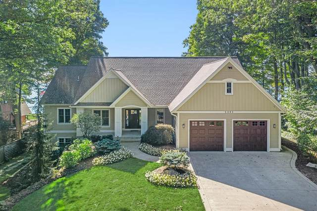 5395 Lakeshore Drive, Port Sheldon Twp, MI 49424 (#71021010709) :: Robert E Smith Realty