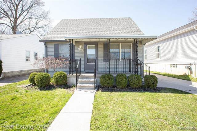 27089 Alger Boulevard, Madison Heights, MI 48071 (#2210022298) :: Real Estate For A CAUSE