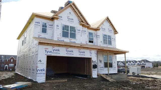 48372 Fieldstone Drive, Northville Twp, MI 48168 (#2210022408) :: GK Real Estate Team