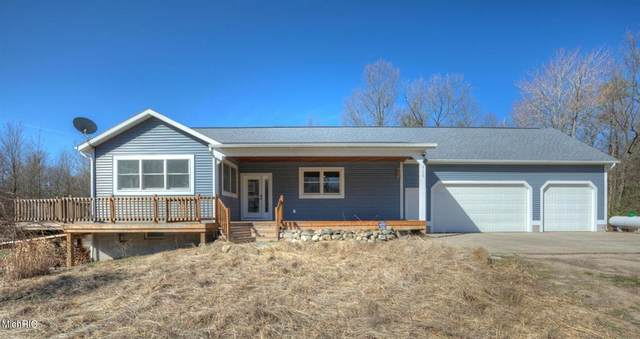 2175 N Weber Road, Laketon Twp, MI 49445 (MLS #71021010781) :: The John Wentworth Group