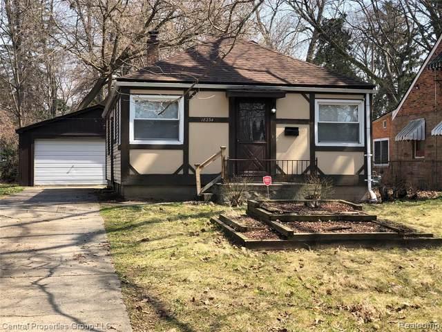 18234 Salem Street, Detroit, MI 48219 (#2210022469) :: Real Estate For A CAUSE