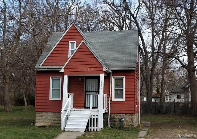 20746 Santa Clara, Detroit, MI 48219 (#2210022477) :: GK Real Estate Team
