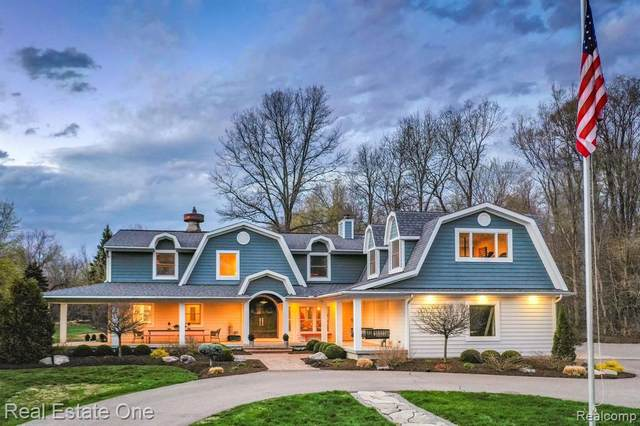 9655 Hadley Road, Independence Twp, MI 48348 (#2210022571) :: Duneske Real Estate Advisors
