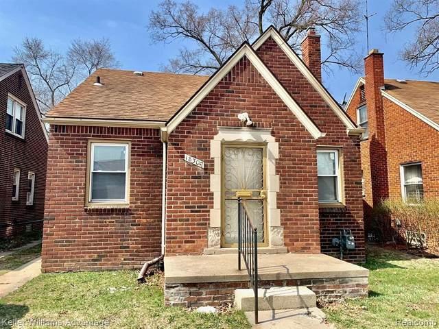 18307 Monte Vista Street, Detroit, MI 48221 (#2210022573) :: Real Estate For A CAUSE
