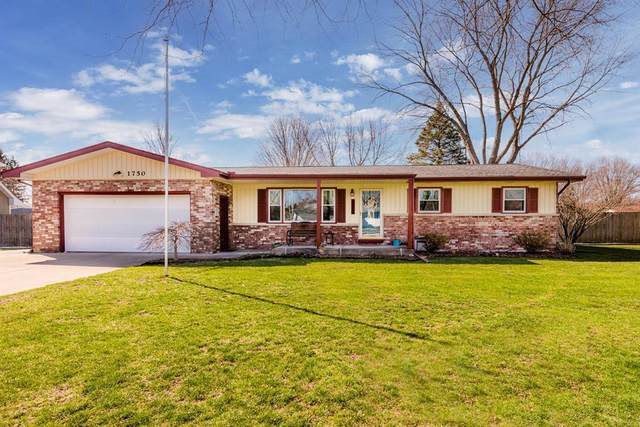 1750 El Dorado Drive, Lincoln Twp, MI 49127 (#69021010840) :: Keller Williams West Bloomfield