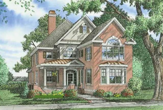 455 Grace Street, Northville, MI 48167 (#2210022617) :: GK Real Estate Team