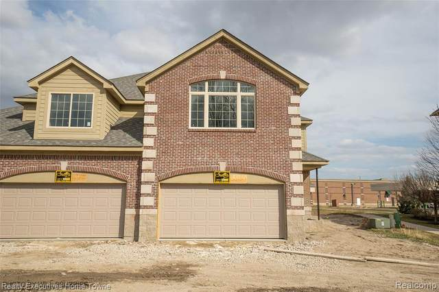 53180 Celtic Court, Shelby Twp, MI 48315 (#2210022709) :: The Alex Nugent Team   Real Estate One