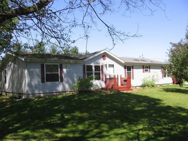 8340 Clear Lake Road, Waterloo Twp, MI 49240 (#543279894) :: Real Estate For A CAUSE