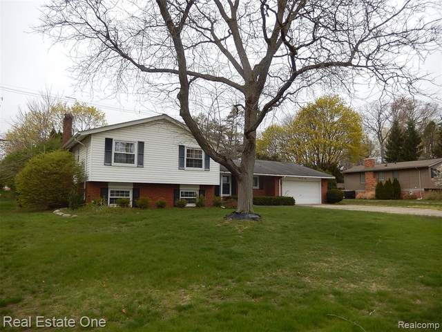 7190 Cathedral Drive, Bloomfield Twp, MI 48301 (#2210022752) :: Real Estate For A CAUSE