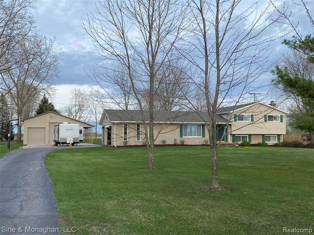 4905 Starville Road, China Twp, MI 48054 (#2210022756) :: The Merrie Johnson Team
