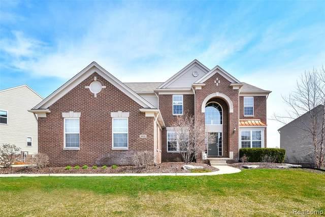 58826 Peters Barn Drive, Lyon Twp, MI 48178 (#2210022760) :: Duneske Real Estate Advisors