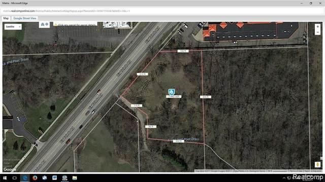 16265 Dix Toledo Road, Southgate, MI 48195 (#2210022890) :: Real Estate For A CAUSE