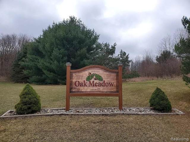 0 Oak, Genoa Twp, MI 48843 (#2210022915) :: Real Estate For A CAUSE