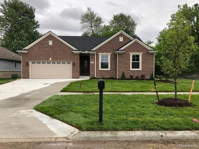 1893 Suncrest Drive, Grass Lake Twp, MI 49240 (#2210022953) :: Real Estate For A CAUSE
