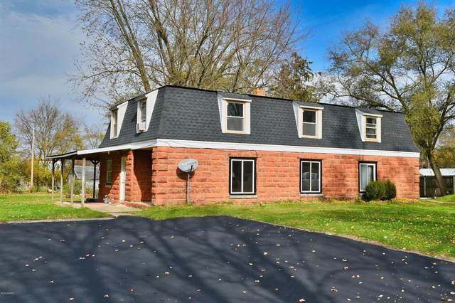 2551 Juniper Road, Howard Twp, MI 49120 (#69021010972) :: GK Real Estate Team