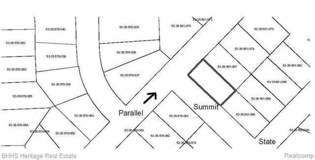 Lot #14 Parallel Street, Fenton, MI 48430 (#2210022999) :: RE/MAX Nexus