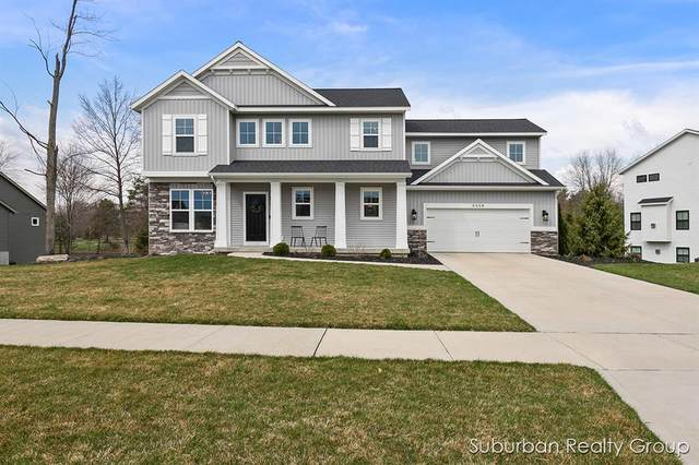 5559 Stanton Woods Drive, Blendon Twp, MI 49426 (#65021010998) :: Robert E Smith Realty