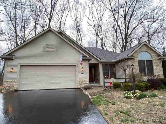 2568 Wood Ridge Dr, MADISON TWP, MI 49221 (#56050038139) :: Robert E Smith Realty