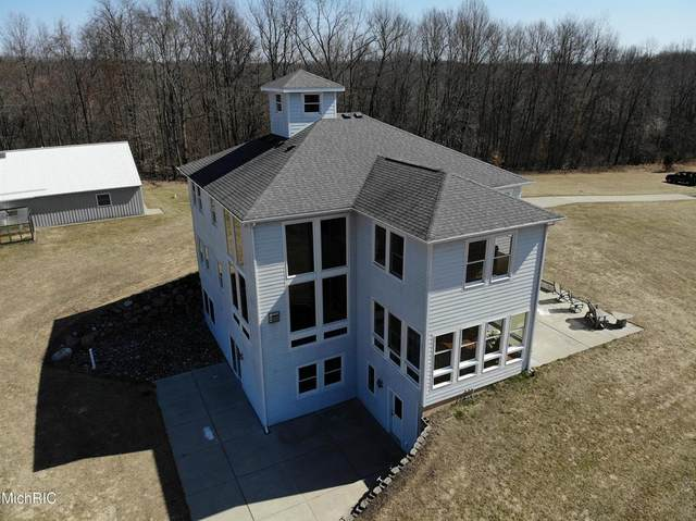 12910 Bliss Road, Flowerfield Twp, MI 49067 (#68021011031) :: Real Estate For A CAUSE