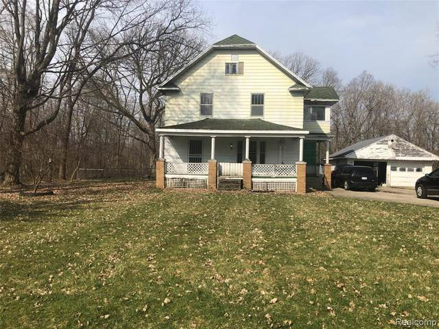 8395 N Vassar Road, Genesee Twp, MI 48458 (#2210023152) :: Real Estate For A CAUSE