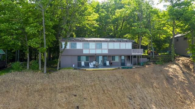 18243 N Shore Estates Road, Spring Lake Twp, MI 49456 (#71021011049) :: Duneske Real Estate Advisors