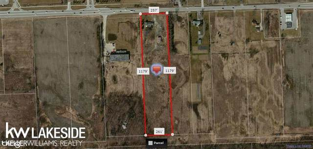 37320 26 MILE, Chesterfield Twp, MI 48047 (#58050038174) :: RE/MAX Nexus
