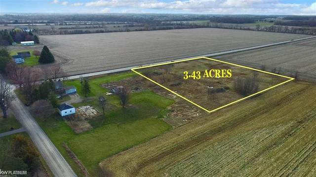 237 Capac Rd, Berlin Twp, MI 48002 (#58050038177) :: Real Estate For A CAUSE