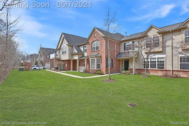 3977 Radcliff Drive, Canton Twp, MI 48188 (#2210023233) :: Real Estate For A CAUSE