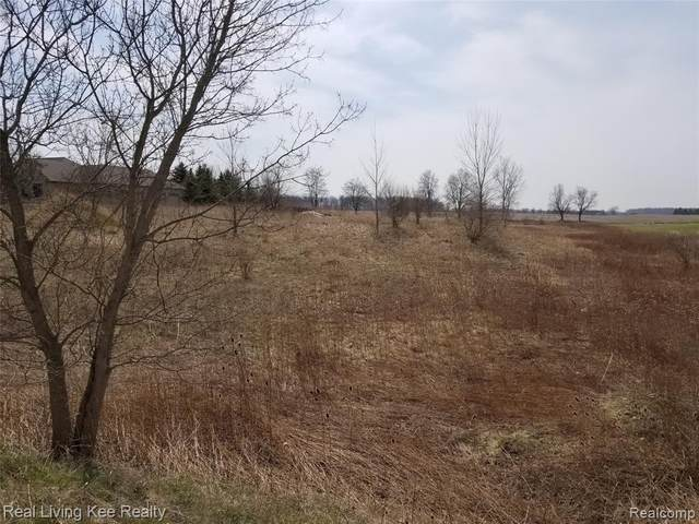 Parcel F Bowers Road, Imlay Twp, MI 48444 (#2210023259) :: The Alex Nugent Team | Real Estate One