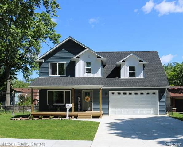 Parcel C Shotka Road, Garden City, MI 48135 (#2210023287) :: Real Estate For A CAUSE