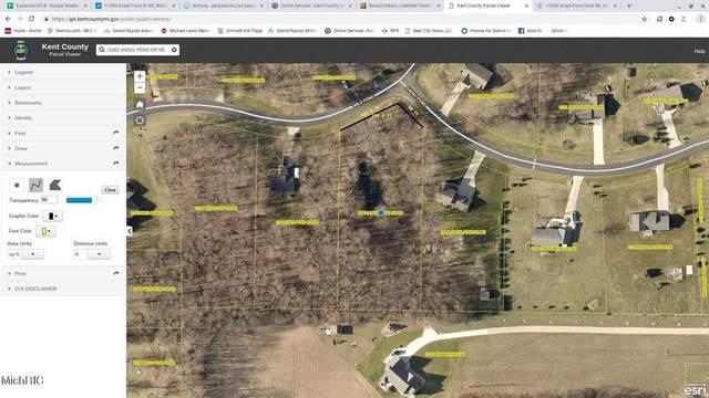 11062 Angel Pond Drive NE, Oakfield Twp, MI 49341 (#65021011118) :: The Merrie Johnson Team
