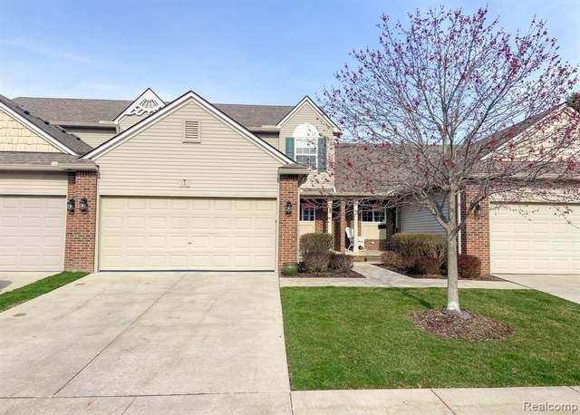 121 Newberry Lane, Marion Twp, MI 48843 (#2210023329) :: Duneske Real Estate Advisors