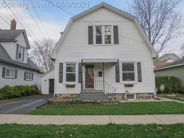 113 Grant Street, Chelsea, MI 48118 (#543279948) :: Real Estate For A CAUSE