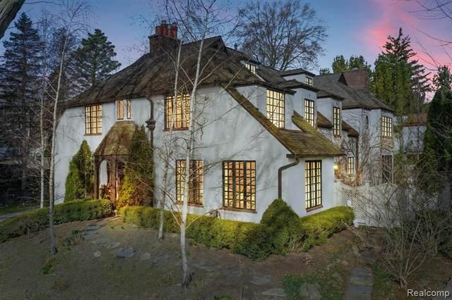 1016 Lake Park Drive, Birmingham, MI 48009 (#2210023337) :: The Alex Nugent Team | Real Estate One