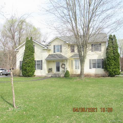 27421 Bell Road, Huron Twp, MI 48164 (#2210023347) :: Robert E Smith Realty