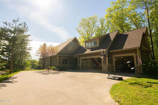 774 North Jackpine, Branch Twp, MI 49410 (#67021011142) :: Real Estate For A CAUSE