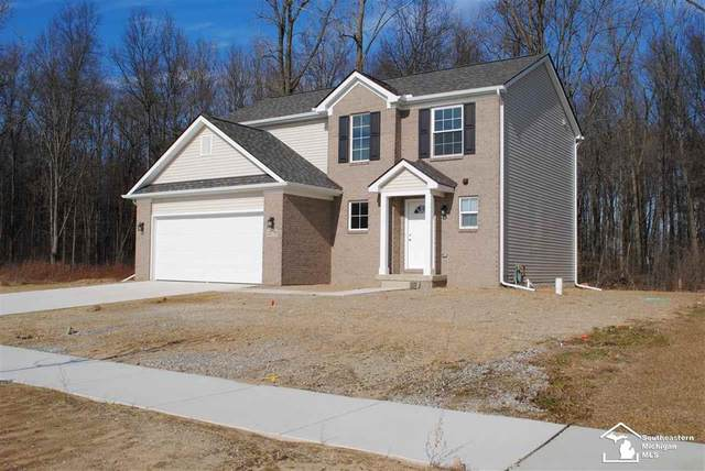 2051 Monohan Dr., Frenchtown Twp, MI 48162 (#57050038225) :: Real Estate For A CAUSE