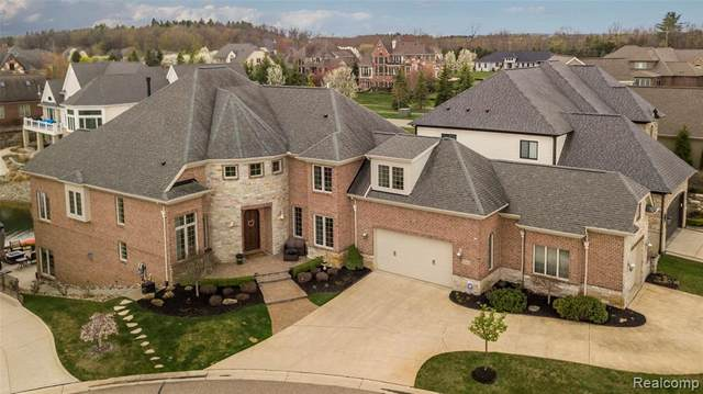 10424 Sandpiper Court, Green Oak Twp, MI 48178 (#2210023468) :: Duneske Real Estate Advisors