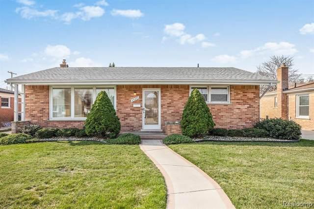35457 Hathaway Street, Livonia, MI 48150 (#2210023490) :: GK Real Estate Team