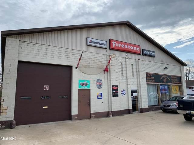 205 W Main Street Street, Fennville, MI 49408 (#71021011227) :: NextHome Showcase