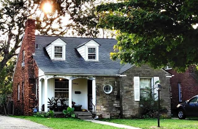 16828 Harlow Street, Detroit, MI 48235 (#2210023632) :: GK Real Estate Team