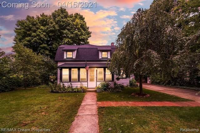 790 Carpenter Street, Northville, MI 48167 (#2210023641) :: GK Real Estate Team