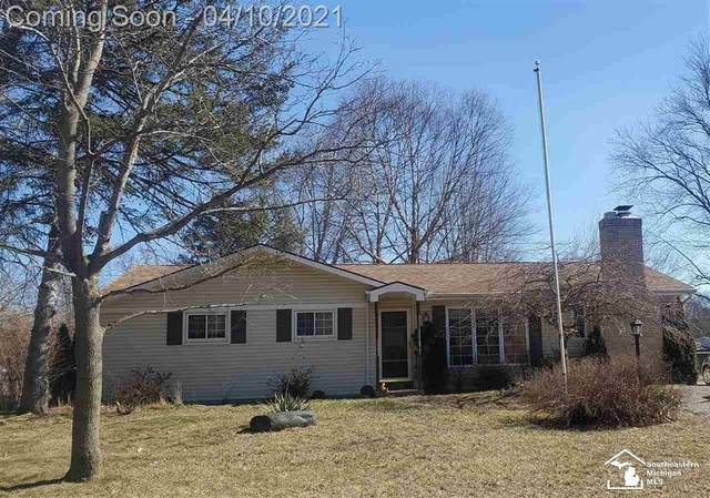 8740 Whitewood Dr., Bedford Twp, MI 48182 (#57050038286) :: Real Estate For A CAUSE