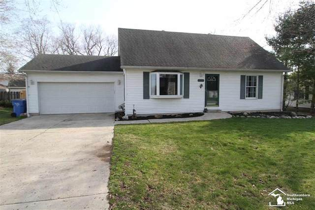3239 Meadowcrest, Frenchtown Twp, MI 48162 (MLS #57050038295) :: The John Wentworth Group
