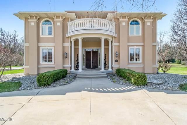 99 Castleridge Drive, Battle Creek, MI 49015 (#64021011303) :: Real Estate For A CAUSE