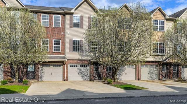 2210 Knotty Pine Trail, Howell Twp, MI 48855 (MLS #2210023711) :: The John Wentworth Group